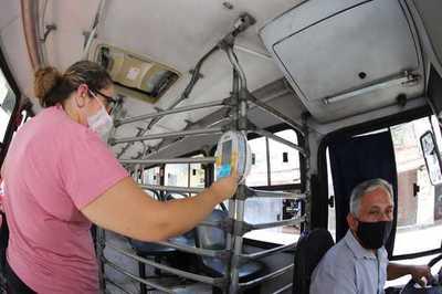 Desde hoy el único medio de pago del pasaje en el transporte público se realiza por billetaje electrónico