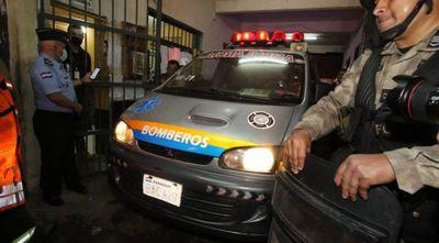 Identifican a los seis fallecidos en el penal de Tacumbú