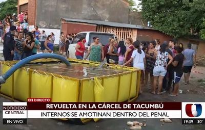 Amotinamiento en Tacumbú: Justicia confirma a 6 fallecidos