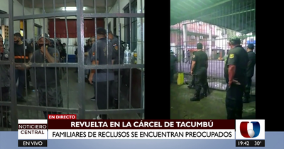 Justicia confirma quiénes son los 6 fallecidos en Tacumbú