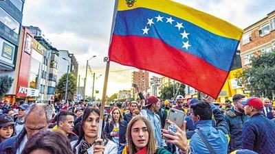 Venezolanos: entre protección y expulsión