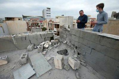 Alemania, Francia, Italia y Reino Unido condenaron el ataque contra una base aérea de la coalición liderada por EEUU en Irak