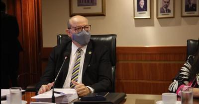 César Diesel asume como nuevo presidente de la CSJ