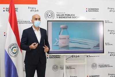 Primer lote de vacuna rusa Sputnik V llegará el 18 de febrero a Paraguay