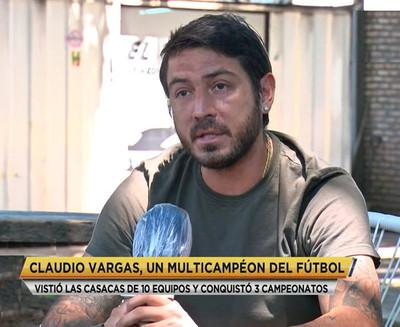 Claudio Vargas le pone punto final a una exitosa carrera
