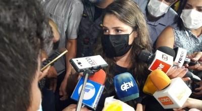 Tras dialogar con reos, ministra de Justicia confirma principio de acuerdo: «Hay una calma»