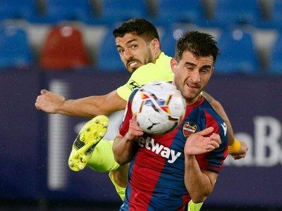 El Atlético de Madrid se frena