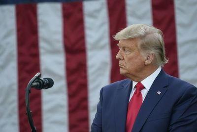 Trump da primera entrevista como expresidente y se ratifica en las denuncias de fraude