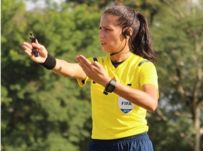 Jueces paraguayas en la CONMEBOL Libertadores Femenina