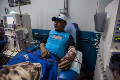 Piden al Gobierno salvadoreño una estrategia para frenar los casos de enfermedad renal