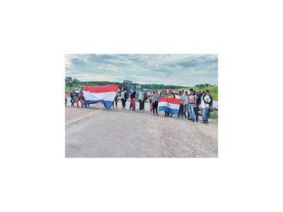 Pobladores piden distritación antes de elecciones internas