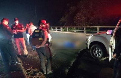 Un hombre de 60 años muere tras ser atropellado sobre Acceso Sur
