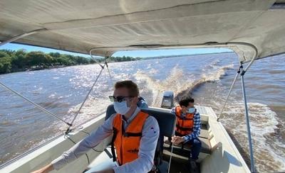 HOY / Lago Ypacaraí: proponen red que monitorea las aguas en tiempo real