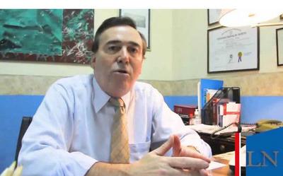 """Boccia: """"No quiero estar en la piel de Mazzoleni cuando cada nueva muerte se culpe a la falta de vacunas"""""""