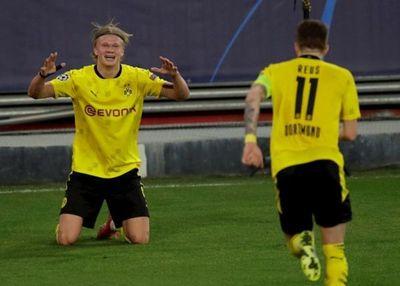 El Dortmund da un buen paso hacia cuartos
