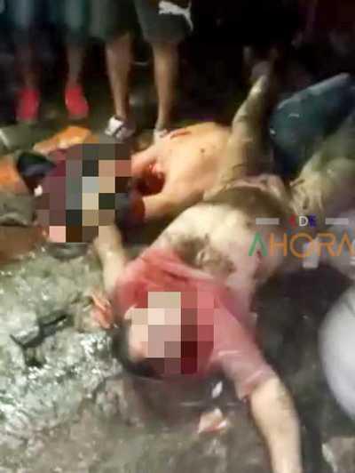Terrible imagen de CUERPOS amontonados en Tacumbú