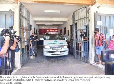 `La traición tiene nombre y apellido´, decía un reo tras decapitación en Tacumbú