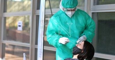 La Nación / Reporte semanal de COVID-19 refleja repunte de infectados