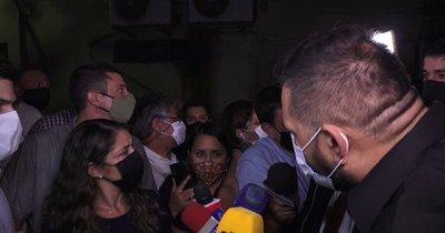 """""""Miguel Godoy es un déspota, pedimos su cambio pero no fuimos acompañados"""", denuncia senadora"""
