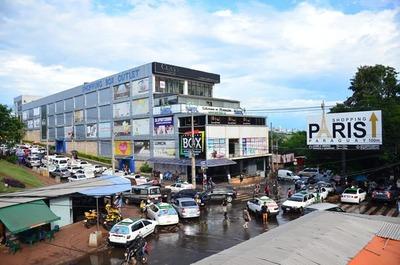 Comuna no DETALLA cobros en Shopping BOX para ESCONDER desvío de DINERO