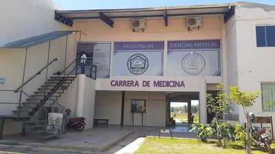 Intervienen la Facultad de Medicina