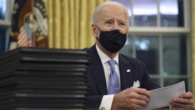 La reforma migratoria de Biden llega el Congreso
