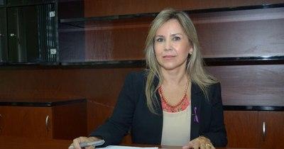 La Nación / Renuncia la viceministra de la Mujer, Liliana Zayas