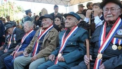 Veteranos cobrarán sus pensiones y subsidios el próximo lunes 22