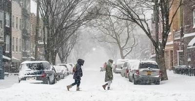 Ola de frío que afecta a Estados Unidos ya suma 38 muertos y millones de personas sin electricidad