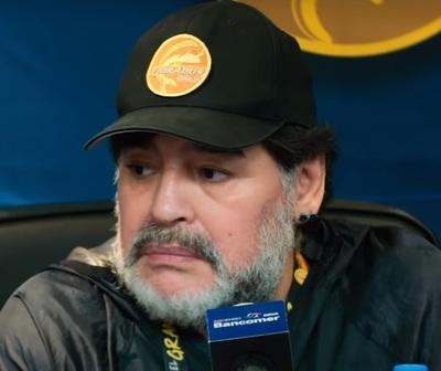 Señalan que a Maradona le daban pastillas con cerveza