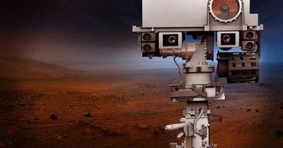 La Nación / La SuperCam que va a estudiar Marte en búsqueda de rastros de vida pasada