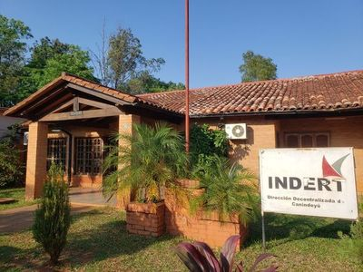 Auditan oficina del Indert Curuguaty por presuntas irregularidades