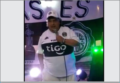 Falleció lastimosamente Lucio Báez, un gran deportista ayolense