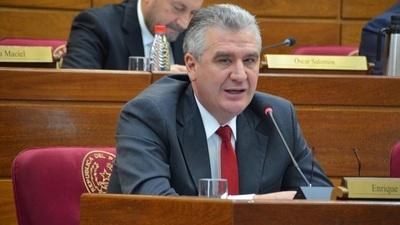 Senador Bacchetta pide apoyar la gestión de Cecilia Pérez en la lucha contra la corrupción penitenciaria