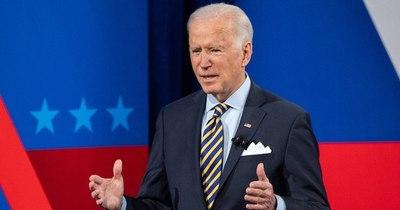 La Nación / Los demócratas impulsan en el Congreso de EEUU la ley de inmigración de Biden