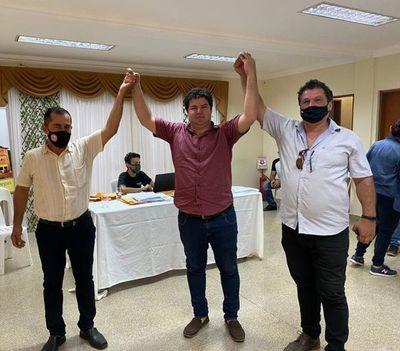 En Carapeguá, definen en encuesta al candidato a intendente por la Alianza