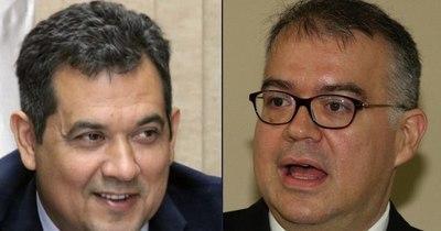 La Nación / Ullón desmiente ofrecimiento del cargo de ministro de Justicia al senador Arévalo