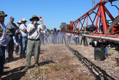 Realizarán la 3° Jornada Técnica de Producción Sostenible de Cultivos de Verano