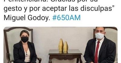 La Nación / Defensor del Pueblo se disculpó con Cecilia Pérez