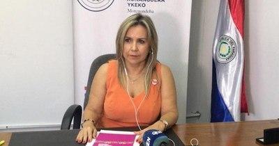 """La Nación / Liliana Zayas: """"No tenés puesta la camiseta, me dijo la ministra"""""""