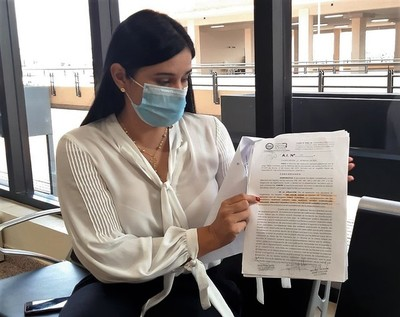 Piden DESTITUIR a la fiscal, Estela Mary Ramírez, por MAL DESEMPEÑO