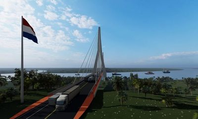 Aprueban pliego para el puente Carmelo Peralta- Murtinho, a ser financiado por ITAIPU