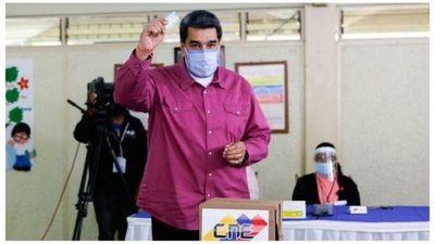 Maduro acusa a ejecutivos de Citgo de espionaje
