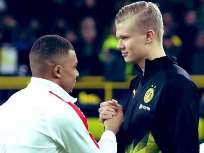 Simeone: ¿Mbappé o Haaland?