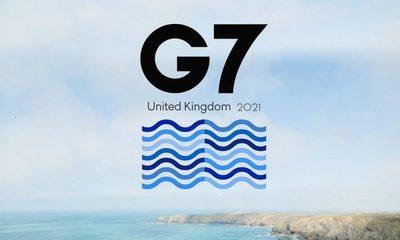 Primera reunión del G7 con Biden