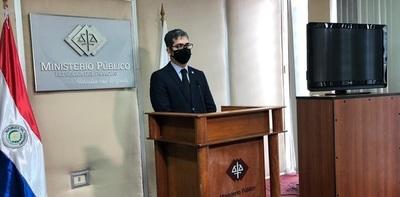 Fiscal rechaza salida procesal para representantes de Imedic