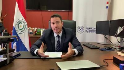 Renuncia viceministro de la MITIC – Prensa 5