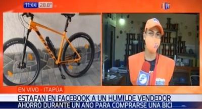Estafan a vendedor de bingo tras ahorrar por un año para comprar una bicicleta