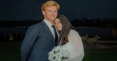 Se enamoraron en una cita a ciegas y antes de casarse descubrieron que ya se habían conocido cuando niños