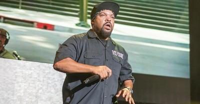 """El rapero Ice Cube sobre su marca de marihuana: """"Está hecha con cosas buenas"""""""